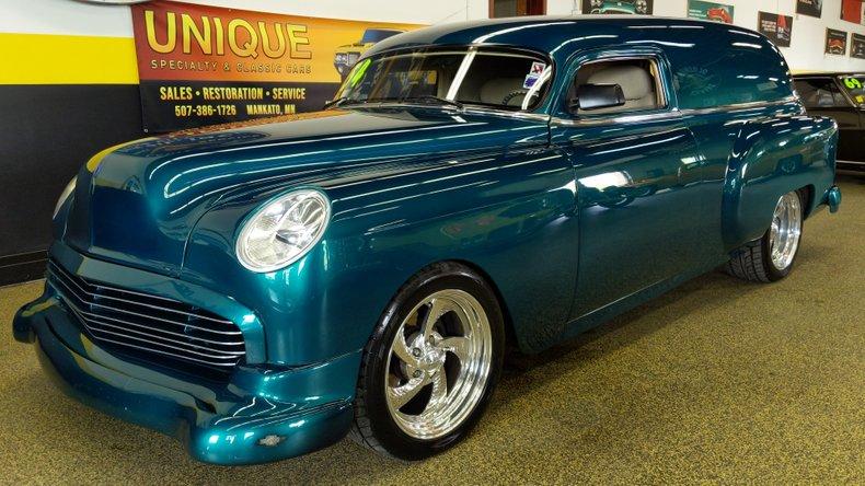 1954 Chevrolet Sedan Delivery For Sale