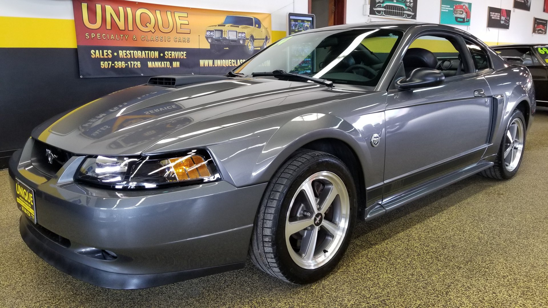 2004 ford mustang mach 1 for sale 165719 motorious