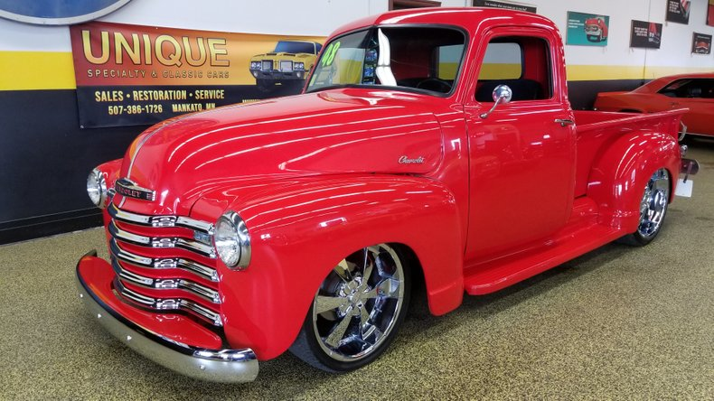 1948 Chevrolet Pickup street rod