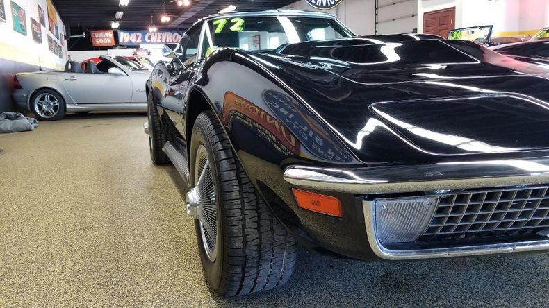 1972 Chevrolet Corvette 6