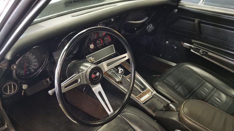 1972 Chevrolet Corvette 51