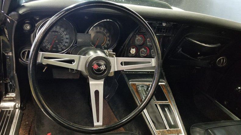 1972 Chevrolet Corvette 52