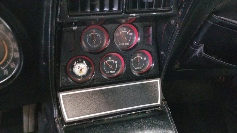 1972 Chevrolet Corvette 55