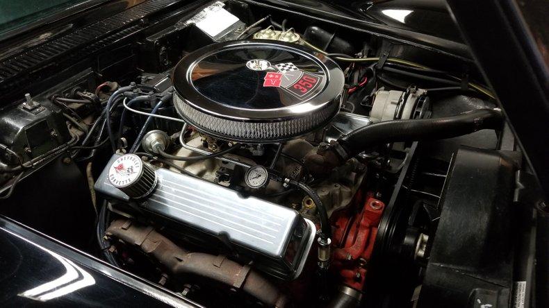 1972 Chevrolet Corvette 70