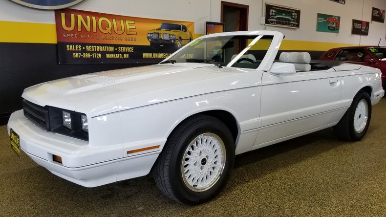 1986 Mercury Capri For Sale