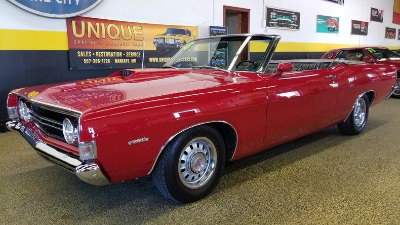 1968 Ford Torino