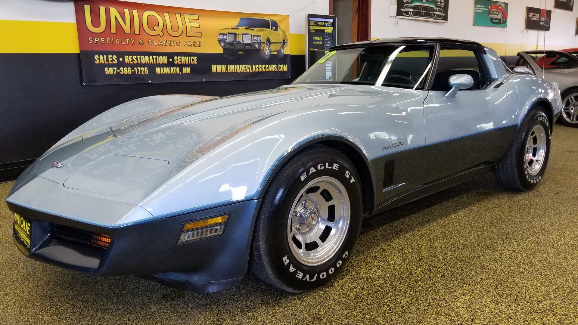 1982 Corvette For Sale >> 1982 Chevrolet Corvette For Sale 167911 Motorious