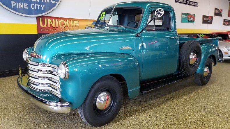 1953 Chevrolet C3600