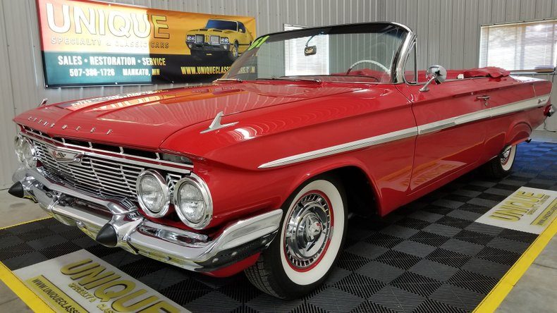 1961 Chevrolet Impala SS For Sale