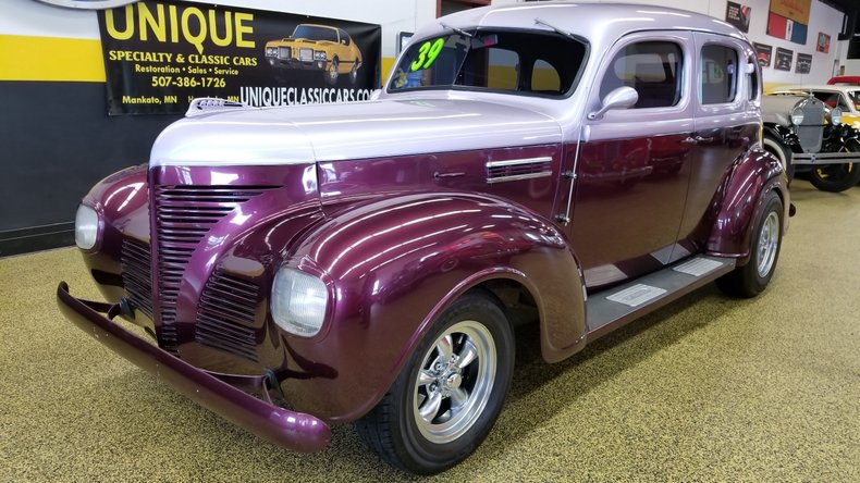 1939 Plymouth SEDAN STREET ROD