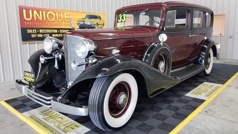 1933 Cadillac Imperial