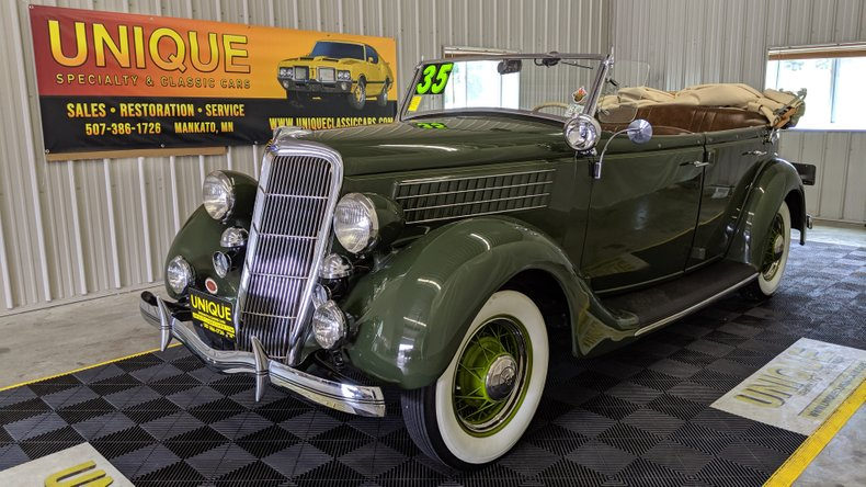1935 Ford Phaeton For Sale