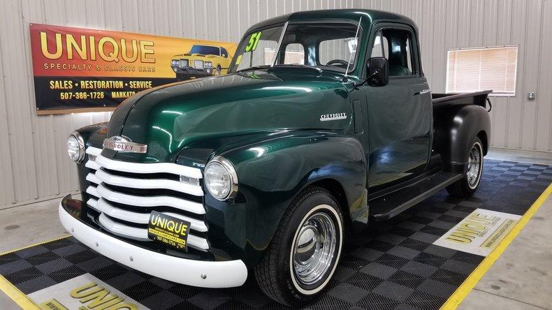 1951 Chevrolet 3600