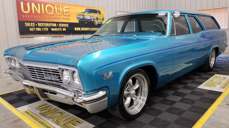 1966 Chevrolet Biscayne For Sale