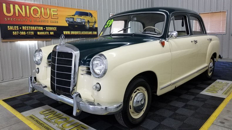 1959 Mercedes-Benz 190 B For Sale