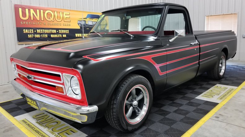 1967 Chevrolet C10 For Sale