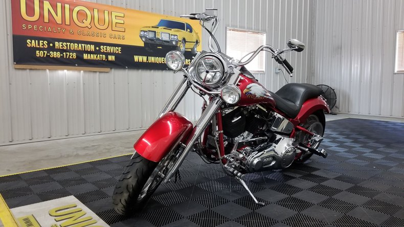 2002 SOFTAIL CUSTOM For Sale