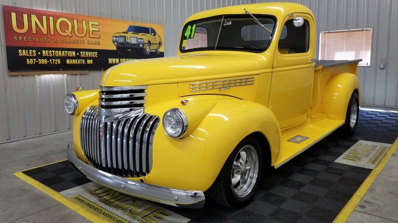 1941 Chevrolet Pickup For Sale