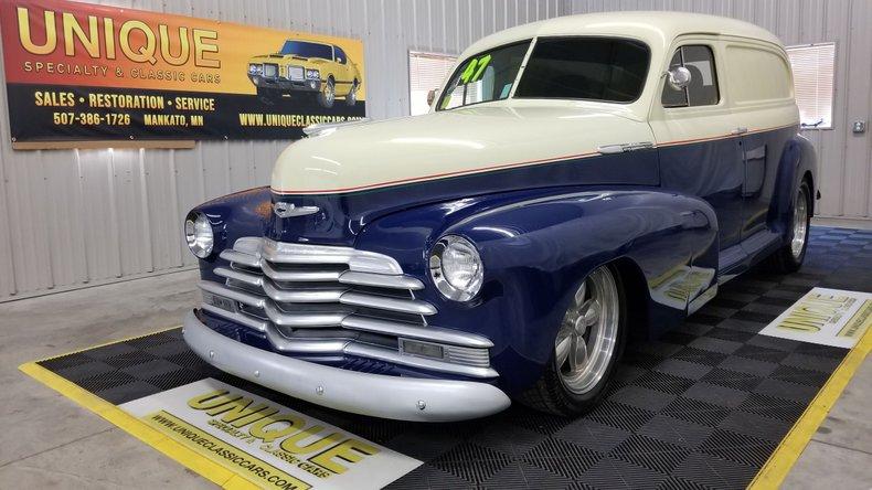 1947 Chevrolet Sedan Delivery For Sale
