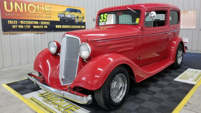 1935 Chevrolet Master For Sale