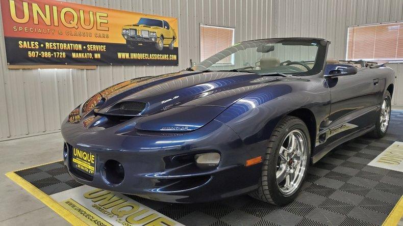1999 Pontiac Firebird For Sale