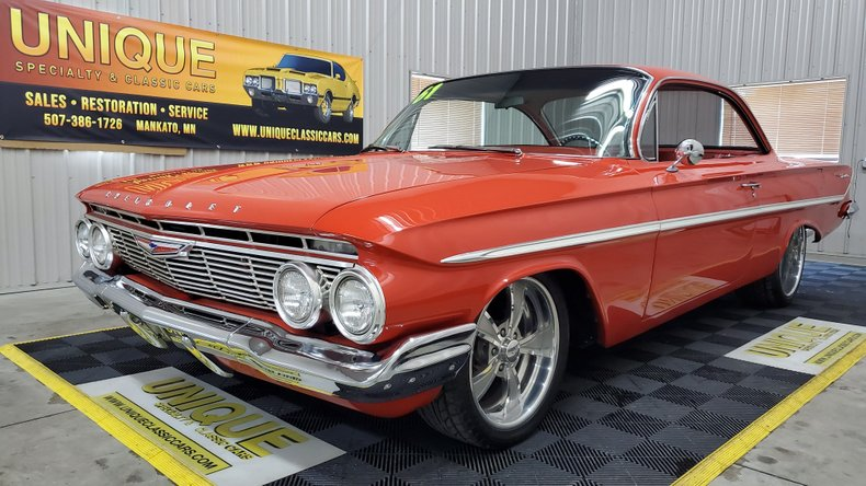 1961 Chevrolet Belair
