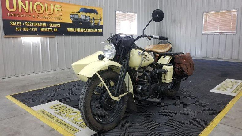 1942 Harley-Davidson WLA MC