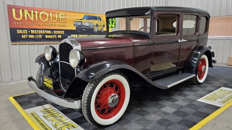 1932 Plymouth 4 DR