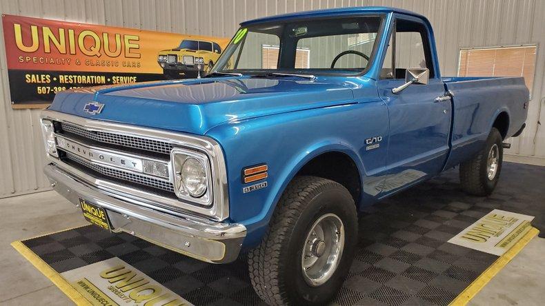 1970 Chevrolet K-10