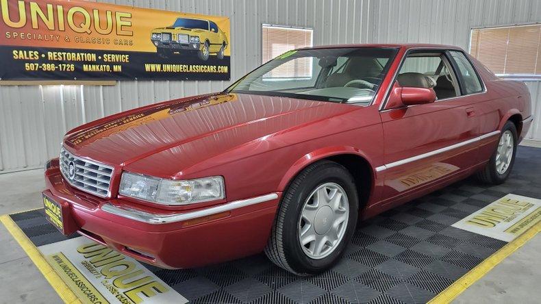 2000 Cadillac Eldorado For Sale