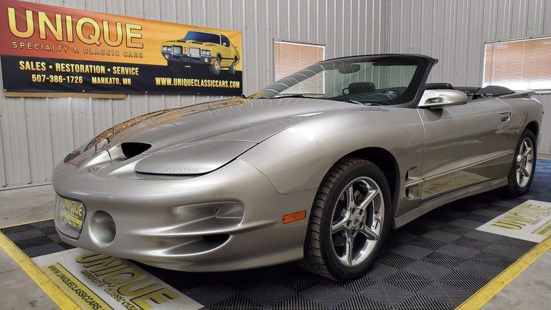 2002 Pontiac Firebird For Sale