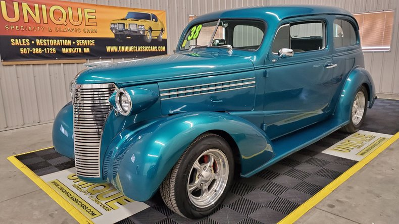 1938 Chevrolet Master For Sale