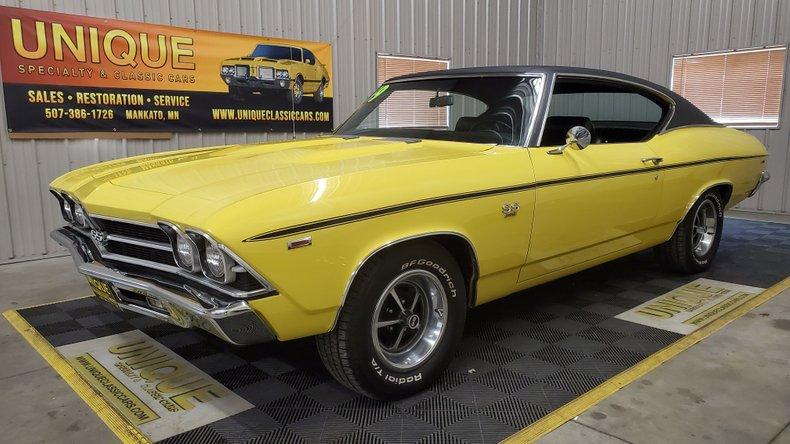 1969 Chevrolet Chevelle For Sale