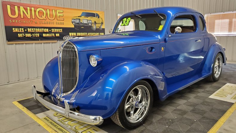 1938 Plymouth Coupe For Sale