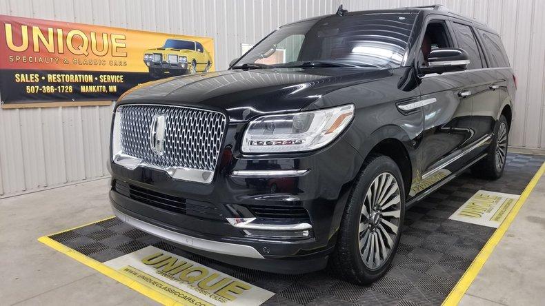 2018 Lincoln Navigator L