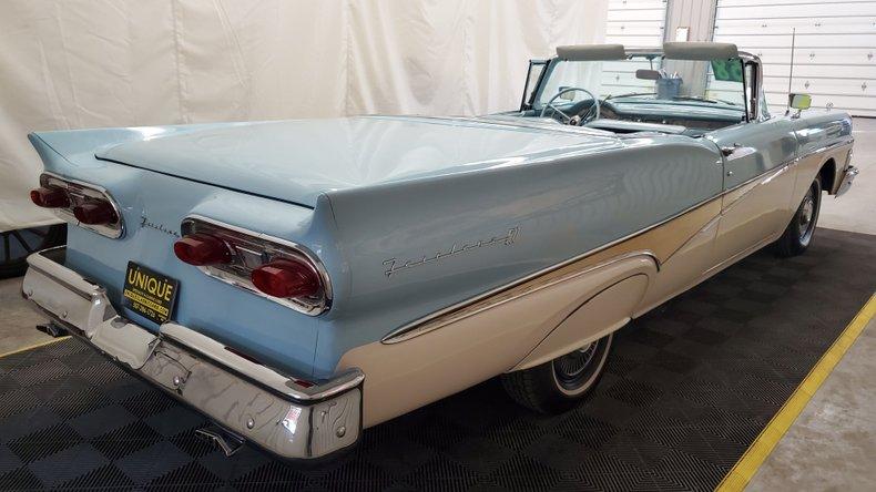 1958 Ford Fairlane 500 4