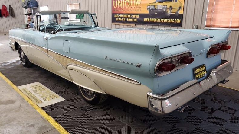 1958 Ford Fairlane 500 6