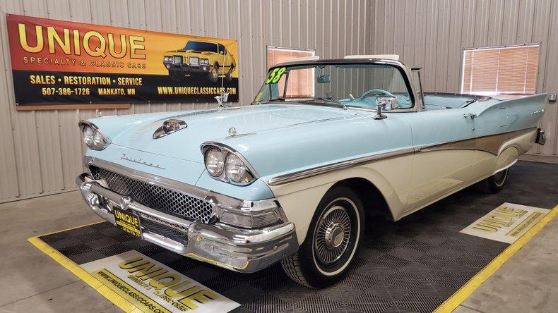 1958 Ford Fairlane 500 1