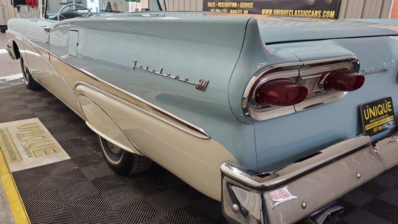 1958 Ford Fairlane 500 9
