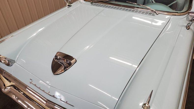 1958 Ford Fairlane 500 12