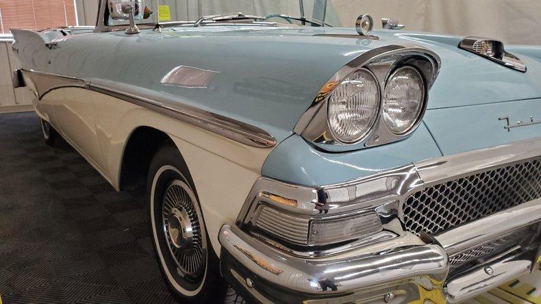 1958 Ford Fairlane 500 7