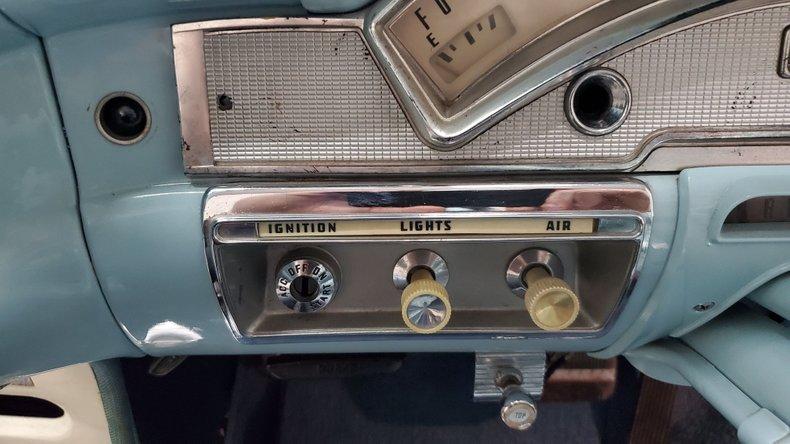 1958 Ford Fairlane 500 25