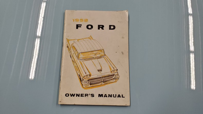 1958 Ford Fairlane 500 56