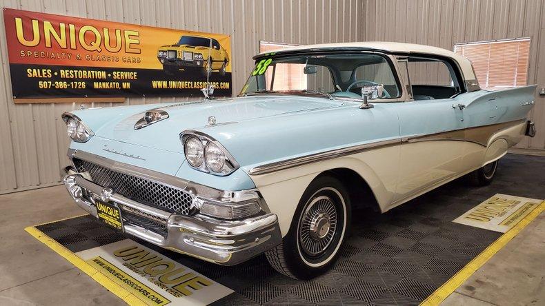 1958 Ford Fairlane 500 58