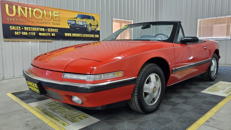 1990 Buick Reatta For Sale