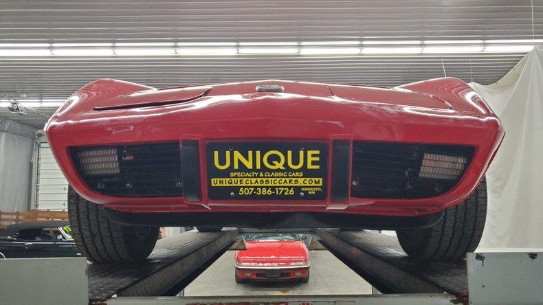 1976 Chevrolet Corvette 59