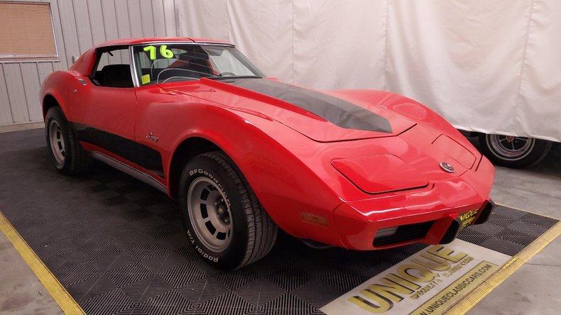 1976 Chevrolet Corvette 2