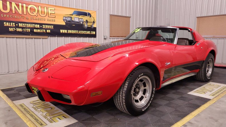 1976 Chevrolet Corvette 8