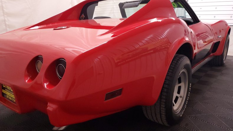 1976 Chevrolet Corvette 17