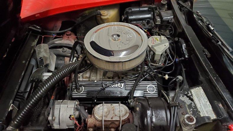 1976 Chevrolet Corvette 53